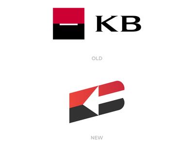 KB BANK LOGO REDESIGN