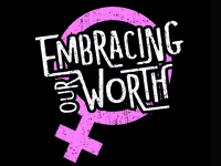 Embracing Our Worth Logo
