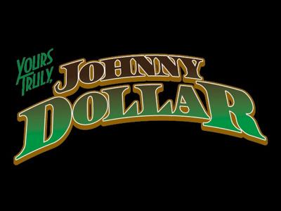 Johnny Dollar Book Title