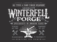 Winterfell Forge Dribbble Image