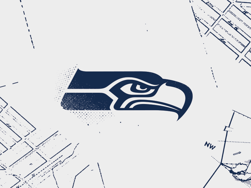 Seattle Seahawks logo seattle seahawks pnw northwest nfl brand