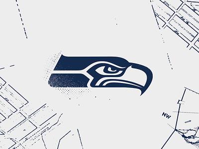 Seattle Seahawks logo seattle seahawks pnw northwest nfl brand