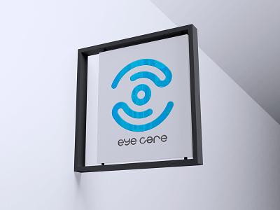 Eye Care eye clinic eyecare uk identity brand logo branding designer europe creative dweet design design
