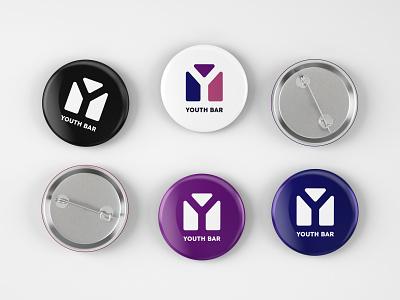 Youth Bar london cocktail bar youth identity uk brand logo branding designer europe creative dweet design design