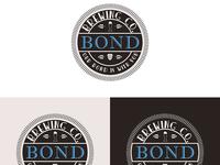 Bond Brewing Company Logo