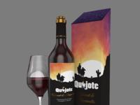 Quijote Wine Redux