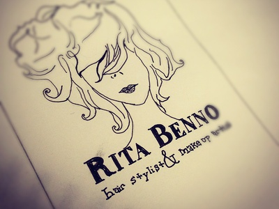 Rita Benno sketch identity