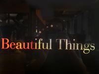 Beautiful Things sketch