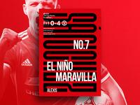 Round 4: Sanchez makes his debut
