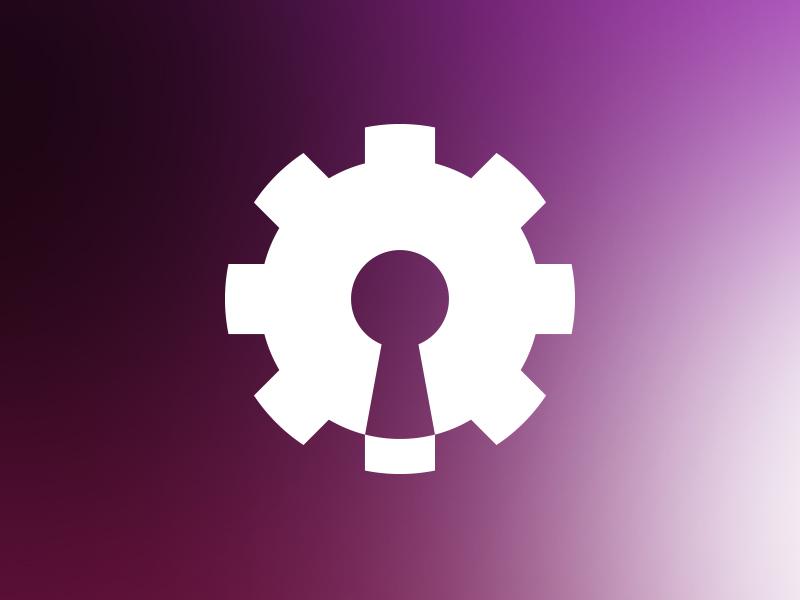 Logo lock