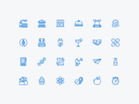 Workday Accent Icons