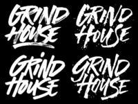 4 grindhouse design options drib