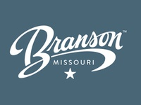 Hand drawn lettering for Branson MO log.
