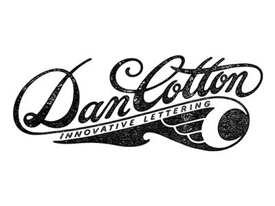 My vintage logo lettering vintage