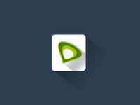 Etisalat Logo Flat Design