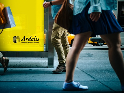 Ardelis Branding design logo branding