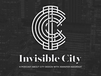 Invisible City Podcast logomark