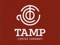 Tamp Coffee Co. logomark