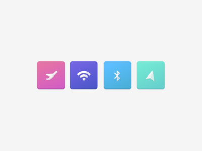 Icons for Settings icons almost flat settings plane wifi wireless bluetooth location