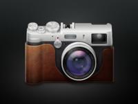 Fujifilm X100 Icon