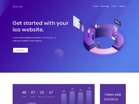Ico website 3