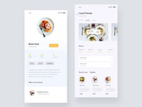 Food App Concept 01