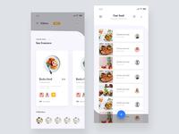 Food App Concept 02