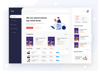 Books Store Web App