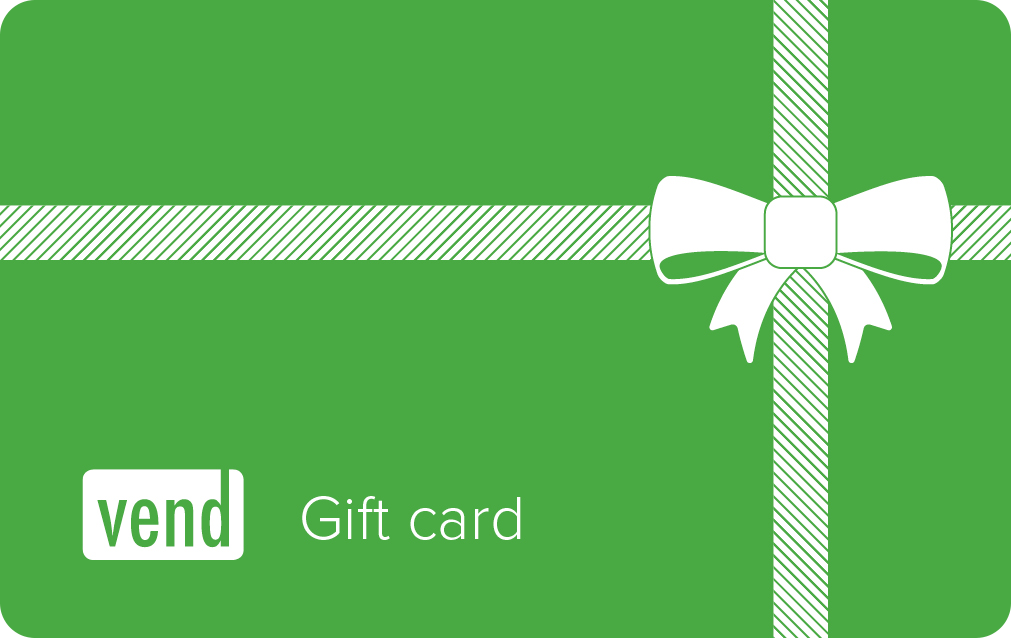 Dribbble Vend Gift Card Design Png By Michael Ramirez