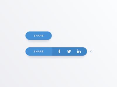 UI :: 010 - Social Share