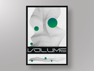 Daily poster 16 - Volume