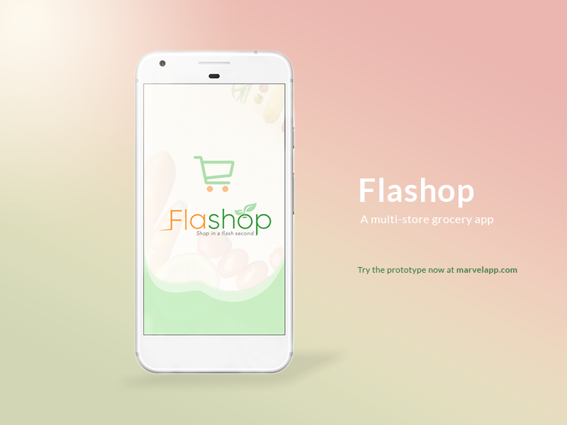 Flashop 4 3 user experience shopping grocery app ui ux app design app online shopping e-commerce app