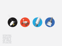 Space Apps Icons