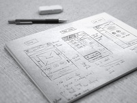App design   Phase 1: Sketching