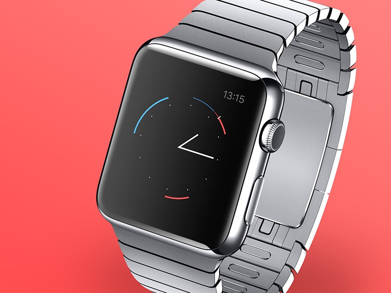 apple watch app calendar by alex deruette dribbble