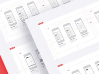 Process - Wireframes