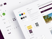 Process - Assets kickpush process assets delivery style guides guidelines ui kit web
