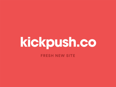 Kickpush.co is live