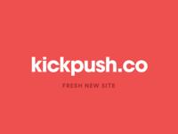 Kickpush.co is live