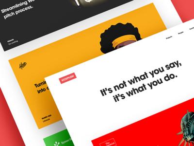 Kickpush.co   Projects remixlive notetracks life school wework economist branding studies case projects kickpush