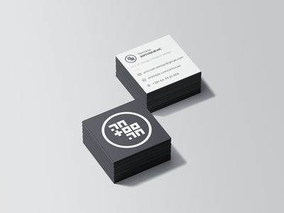 antooan Business Card