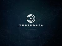 Baidu Xuperdata Blockchain logo 超级链 third edition~~
