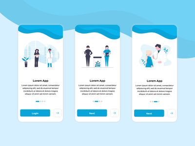 Onboarding app branding web illustrator app website illustration uiux design ux ui