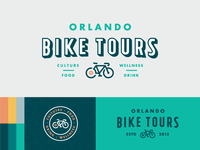 Orlando Bike Tours Rebrand