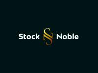 WIP Stock & Noble premium wip rebrand monogram typography