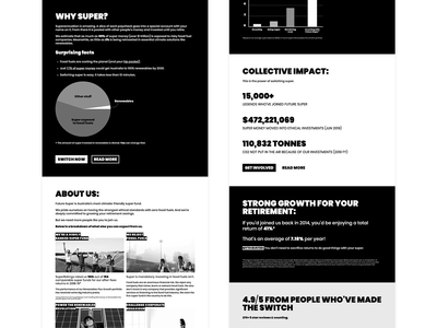 Wanted: Ethical Investors (campaign landing page)