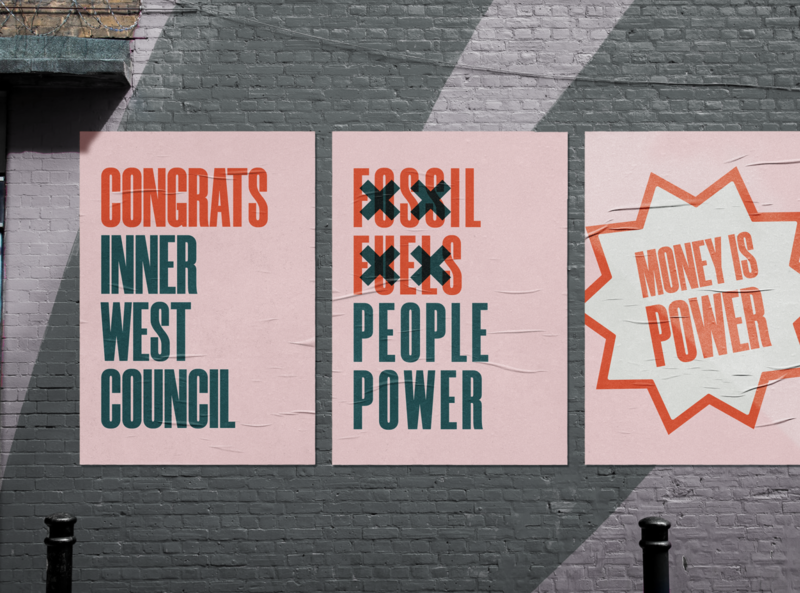 Money is power ✊ Fossil fuels are sour 🤢 money fossil fuels climate change renewable energy typography sustainability design australia