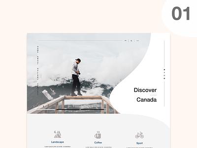 UI/UX Design - Canada logo webdesigner ux ui le web conception illustration