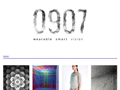0907 Branding identity processing design graphic generative design logo branding