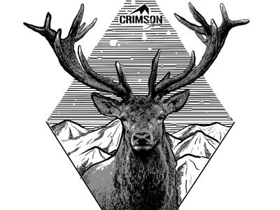STAY WILD (deer)